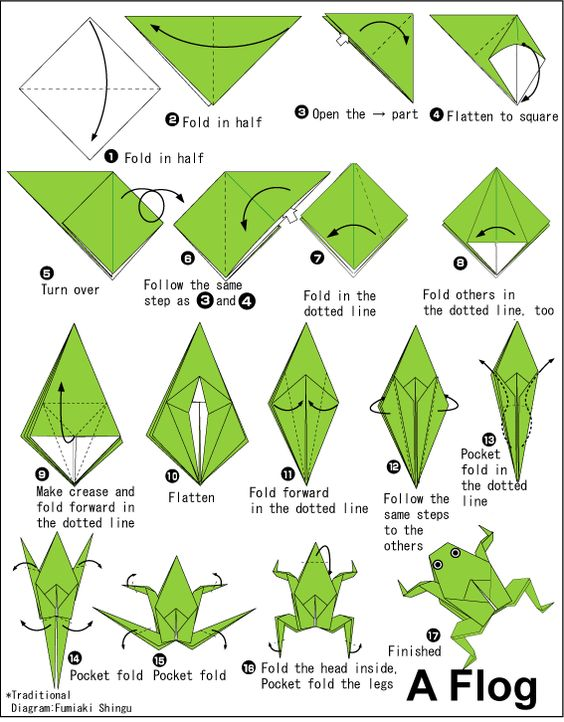 paper crafts origami for kids: origami dragonfly instructions | 722x564