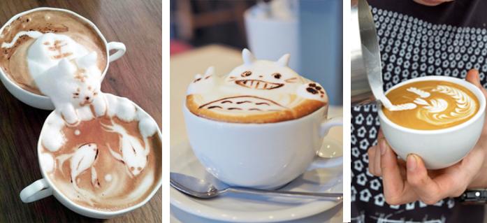 Best 10+  Coffee Barista Ideas – latte art
