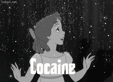 Cocaine reaction