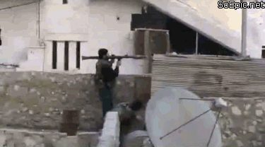 Bazooka fail
