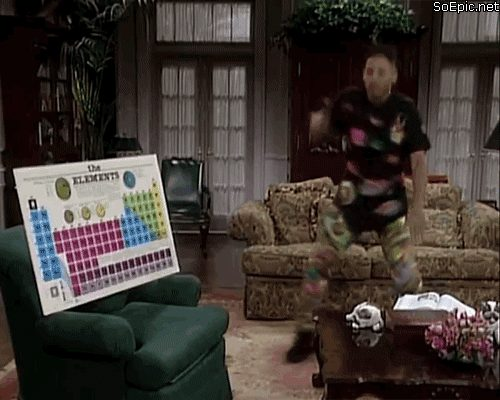 The Fresh Prince of Bel-Air dance