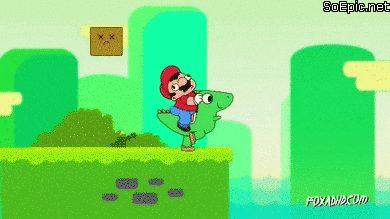 Cruel Mario