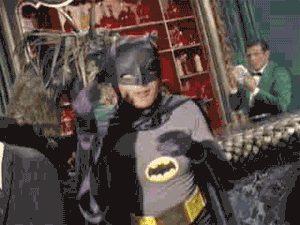 Old school Batman dance