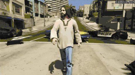 Jesus Christ in GTA