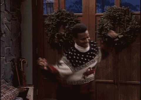 Dancing Carlton Banks
