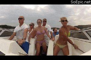 Motorboat fail