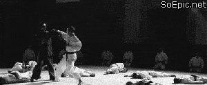 ip man fight scene