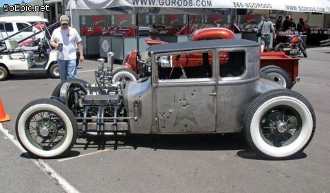 awesome rat rod