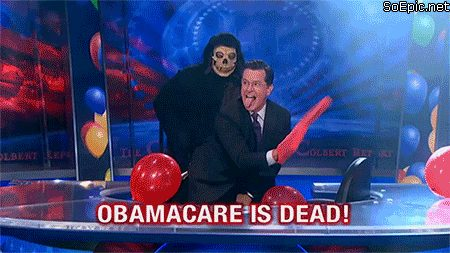 Obamacare is dead